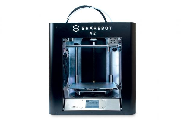 Sharebot 42 - 250x220x200mm