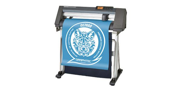 Graphtec CE7000-60 inkl. Stand