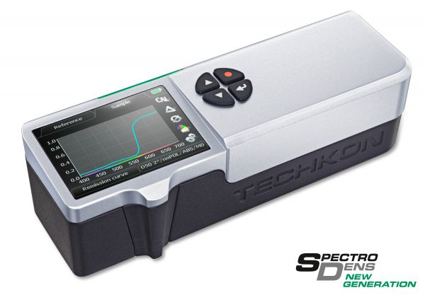 NEU!! Advanced SpectroDens - Techkon Spektral-Densitometer