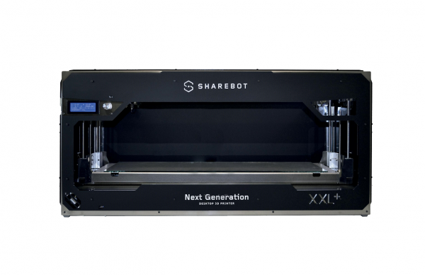 Sharebot XXL PLUS - 705x250x200mm