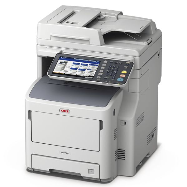 A4 OKI MB770dfnfax Mono-MFP